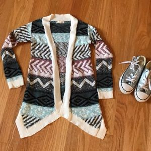 Adorable intarsia sweater